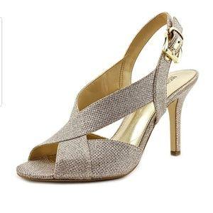 MK Becky Crisscross Slingbang Sandals